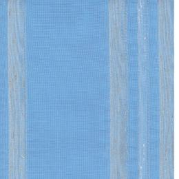 Ткань гардинная с полосой «Лен» 513