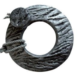 Петля с магнитом «Кольцо» 948543